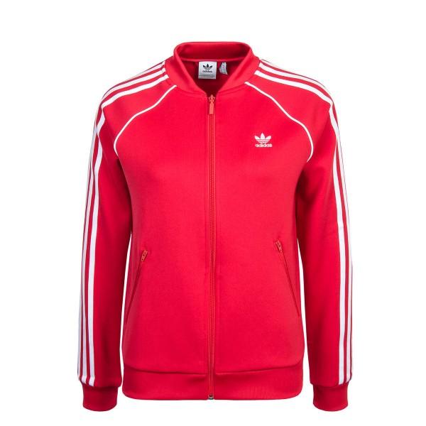 Adidas Wmn Trainingsjkt SSTTT Red White