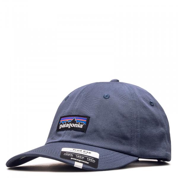Cap Label Trad Blue