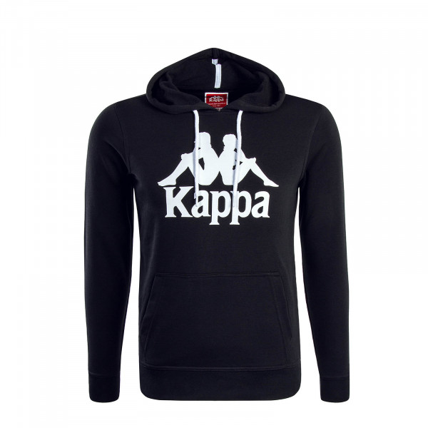 Kappa Hoddy Zimim Black White