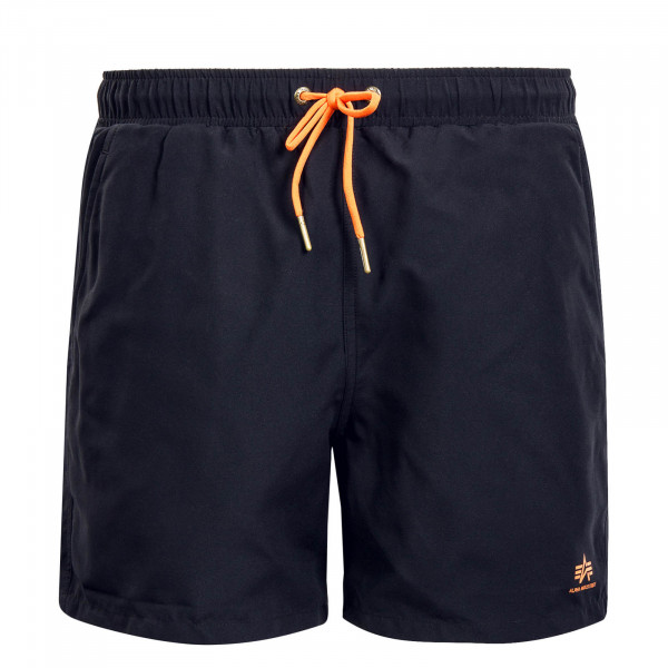 Herren Boardshort Basic Black