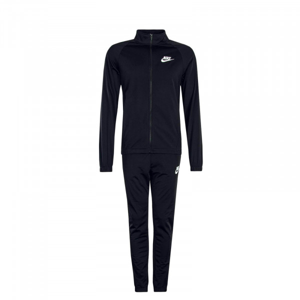 Herren Tracksuit NSW Black White