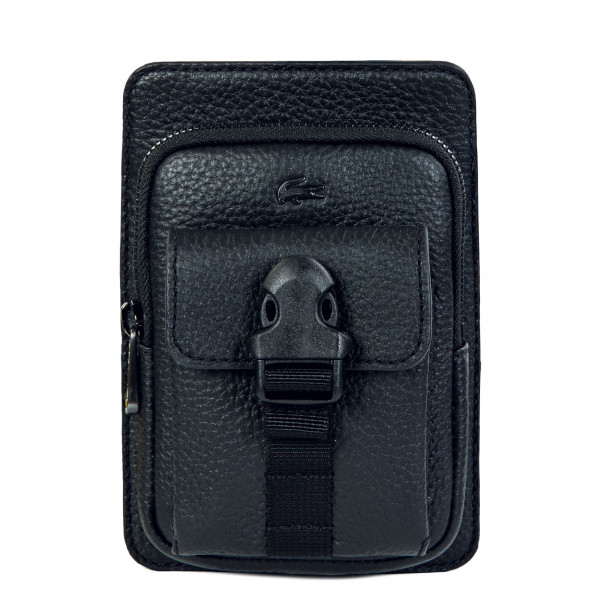 Necklace Phone Wallet - Black