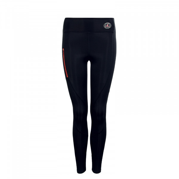 Damen Leggings - Mountainside Utility - Black