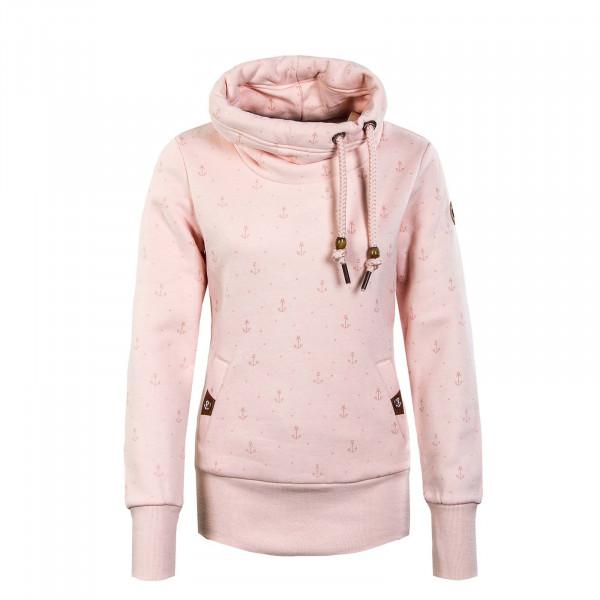Damen Sweatshirt - Rylie Marina - Light Pink