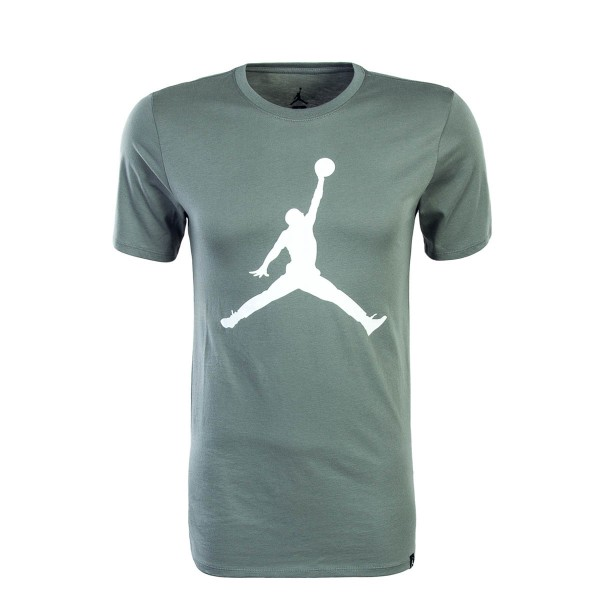 Jordan TS Iconic Jumpman Green White