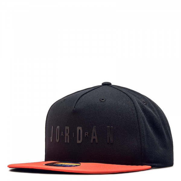 Jordan Cap Pro Legacy Air Black Red