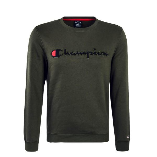 Champion Sweat 067 Olive