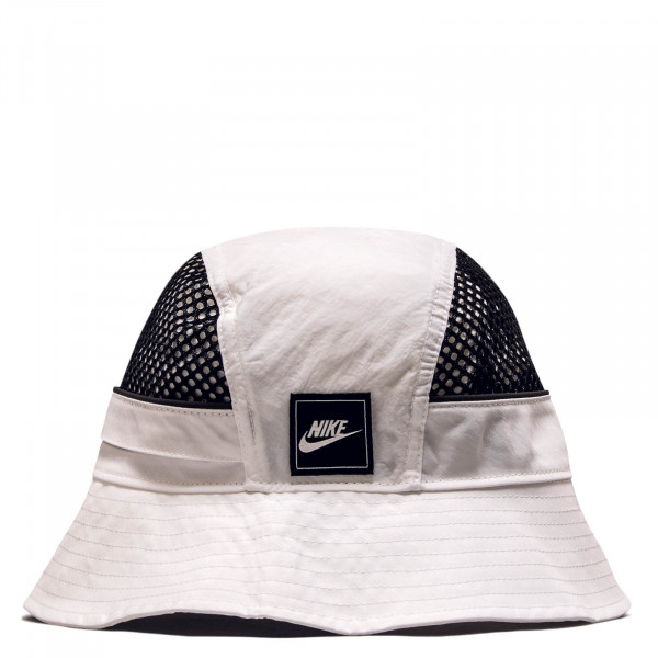 Hat Bucket White