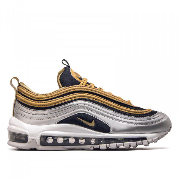 Nike Wmn Air Max 97 Silver Black Gold