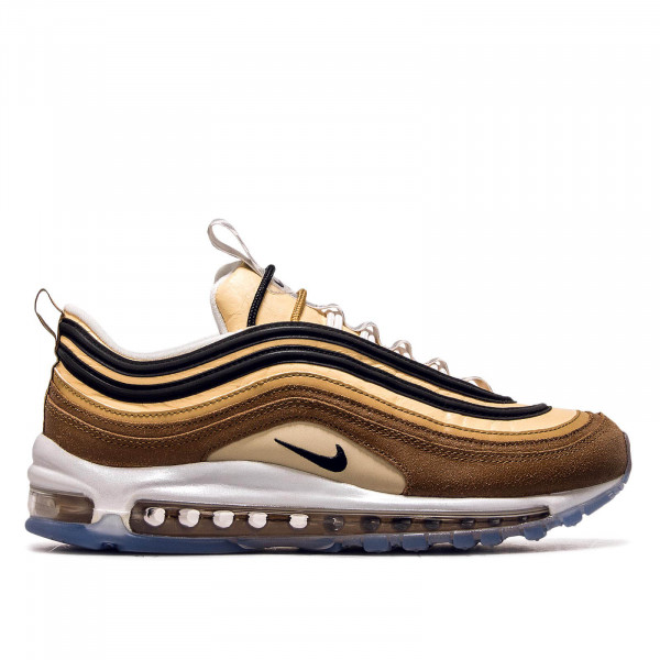 Nike Air Max 97 Elemental Gold Brown Blk