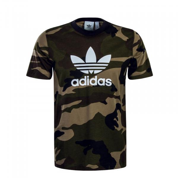 Adidas TS Camo Olive White