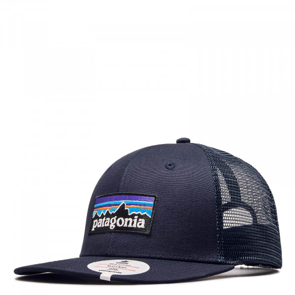 Cap Logo Navy Blue