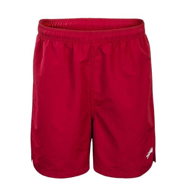 Stüssy Boardshort Stock Water Red