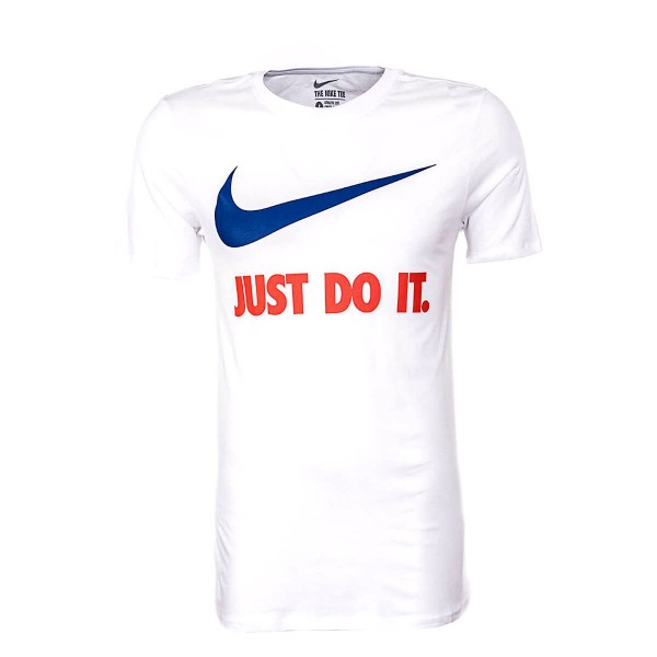 Nike TS New JDI White Red Blue