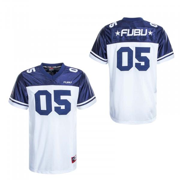 Herren T-Shirt Corporate Football Jersey White