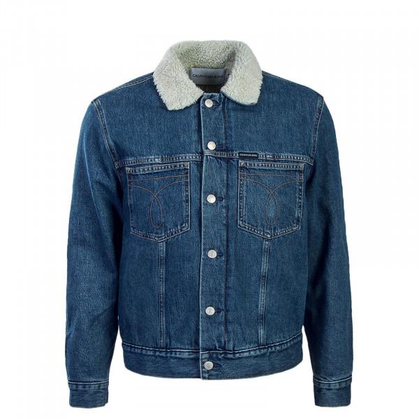 Calvin Klein JeansJkt Modern Classic Blu