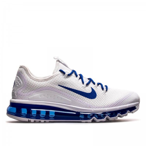 Nike Air Max More White Blue