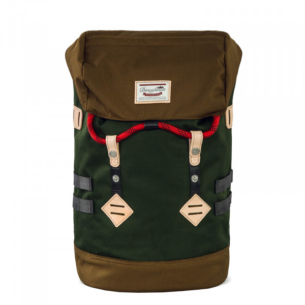 Doughnut Backpack Colorado Army Khaki