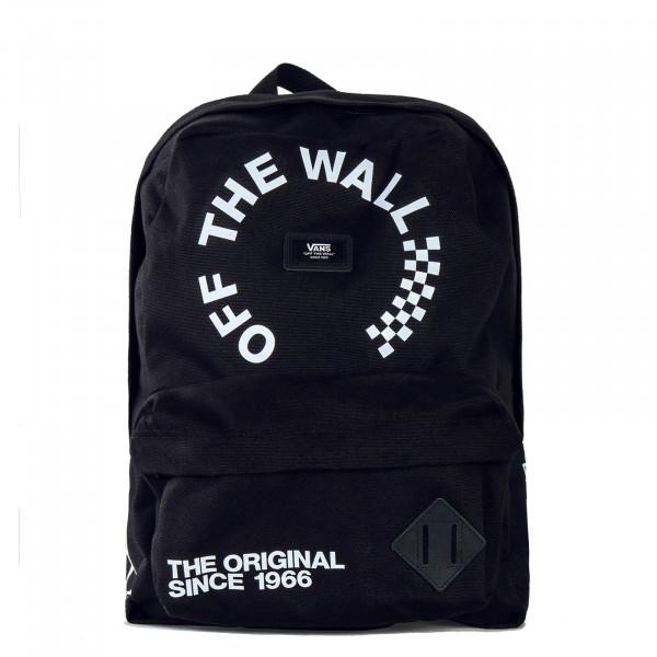 Vans Backpack Old Skool 2 Black white