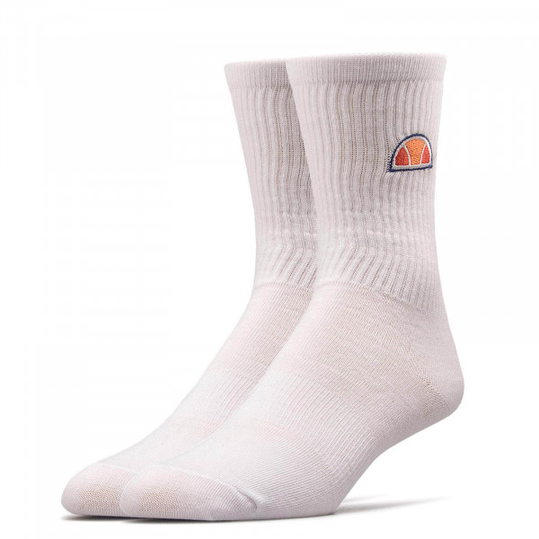 Ellesse Socks 3Pack Arral White
