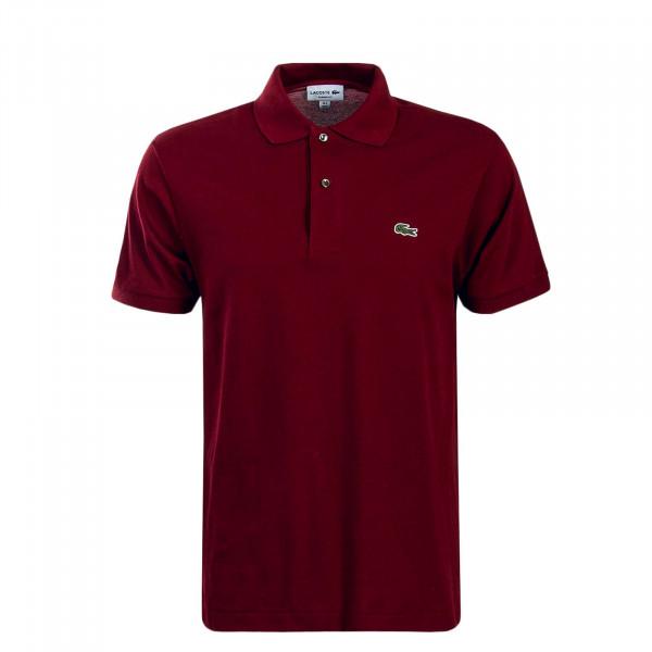 Herren Poloshirt L1212 Bordeaux