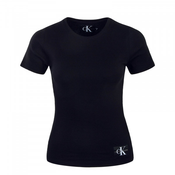 Damen Top Institutional Slim Black