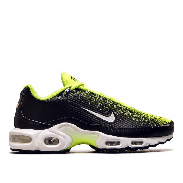 Herren Sneaker Air Max Plus TN SE Black Neo Yellow