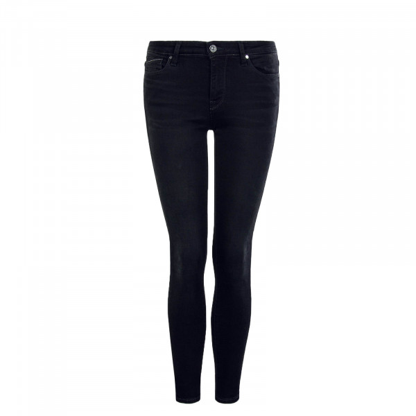 Damen Jeans Shape Denim Black