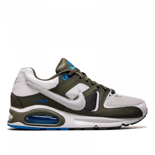 Herren Sneaker Air Max Command White Olive
