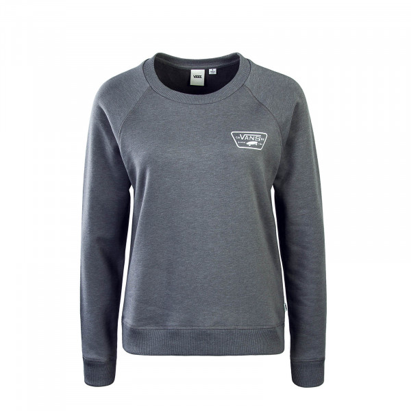 Vans Wmn Sweat Full Patch Raglan Grey