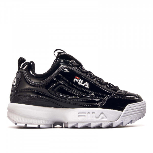 Fila Wmn Disruptor M Low Black