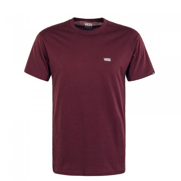 Herren T-Shirt Left Chest Logo Port Royal