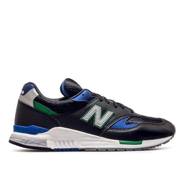 New Balance ML 840 AC Black Blue Green