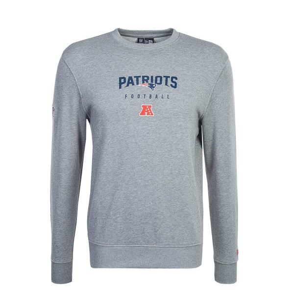 New Era Sweat Team Neepat Grey