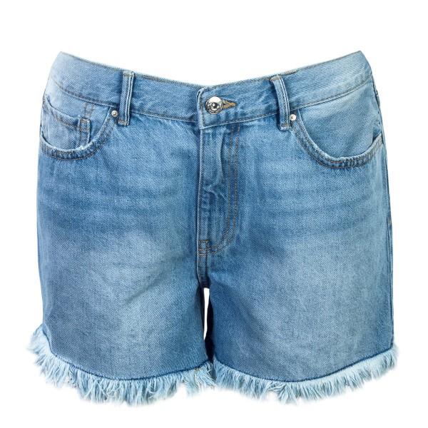 Only Divine Short Light Blue Denim
