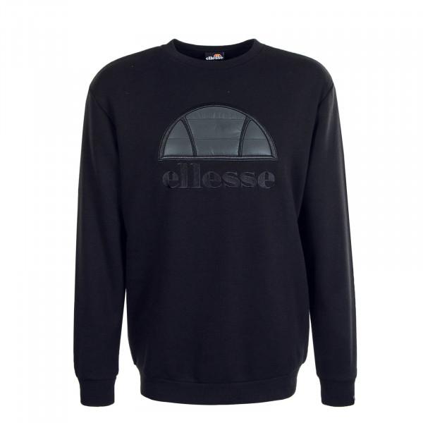 Herren Sweatshirt Manto Black