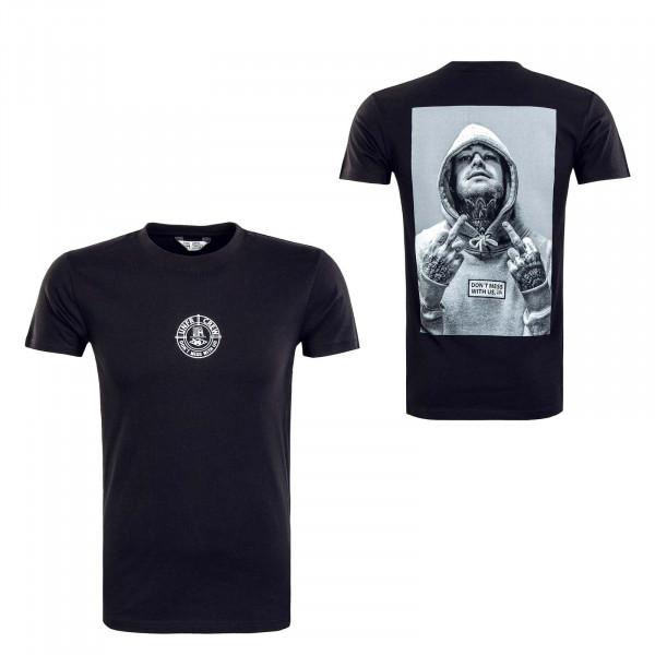 Herren T-Shirt - F***Off - Black
