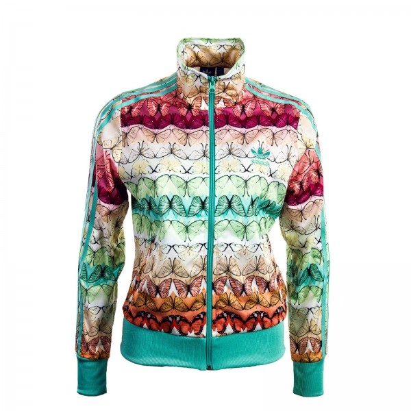 Adidas Wmn Trainingjkt Firebird MultiFlo