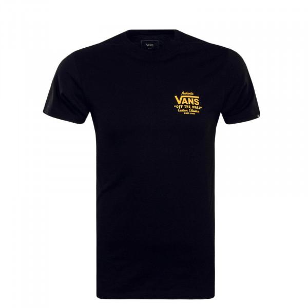 T-Shirt Holder Black Gold