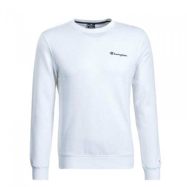 Herren Sweatshirt 684 White