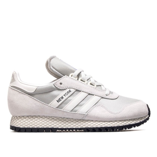 Adidas New York Grey White