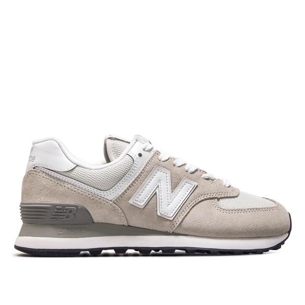 New Balance Wmn WL 574 EW White Grey