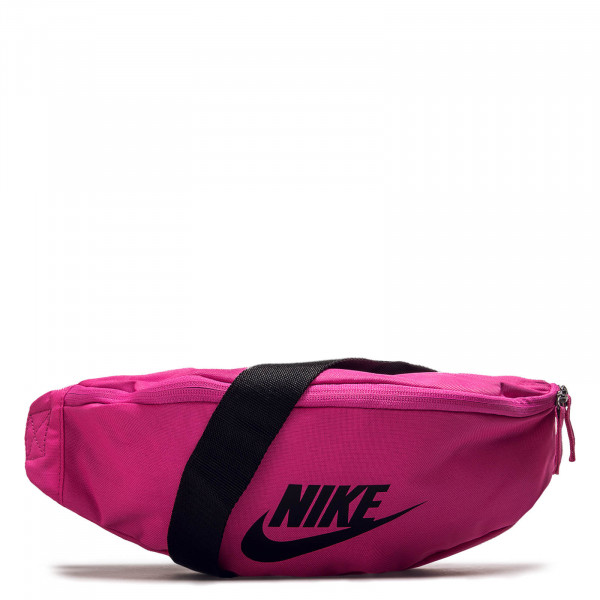 Nike Hip Bag Heritage Pink Black