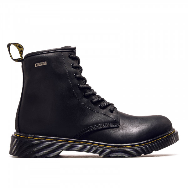 Damenschuh 1460 Waterproof Rep Black