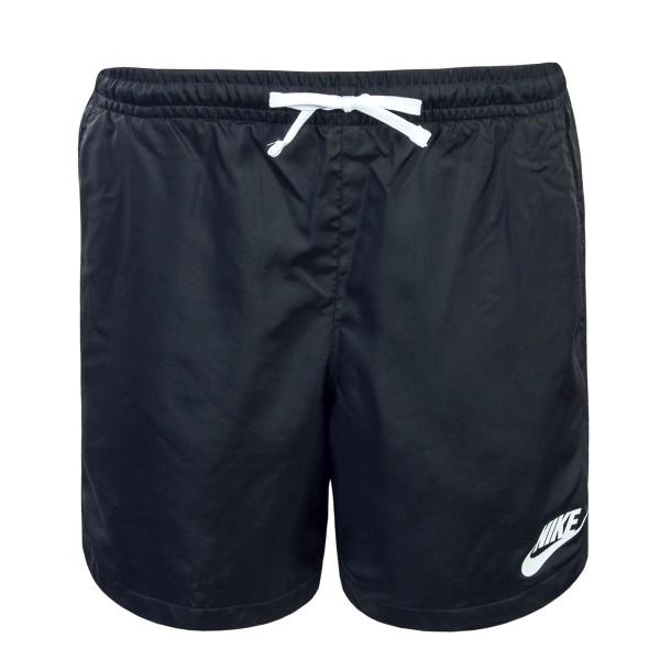 Nike Boardshort WVM Flow Black White