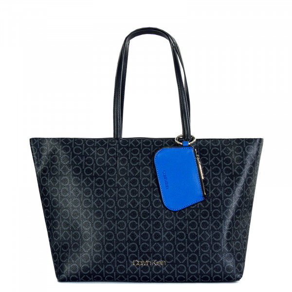 Damen Shopper Bag Mono Black