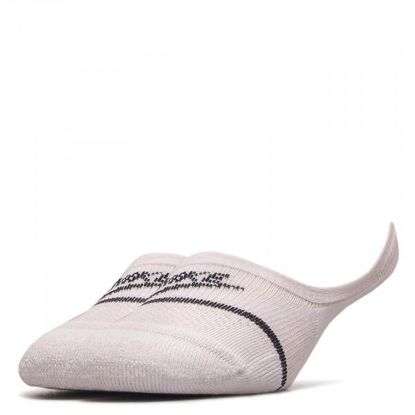 Sneaker Socken White Black
