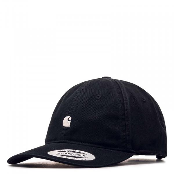 Unisex Cap - Madison Logo 0D2 - Black / White