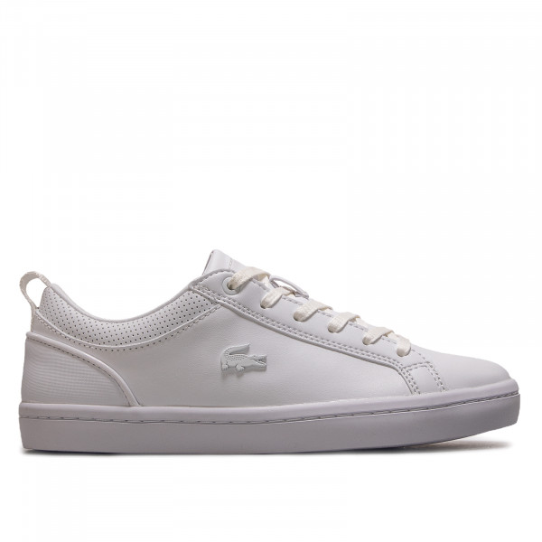 Damen Sneaker Straightset 120 1 CFA White White