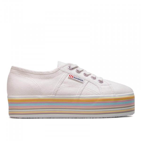 Damen Sneaker Cotw White Multicolor